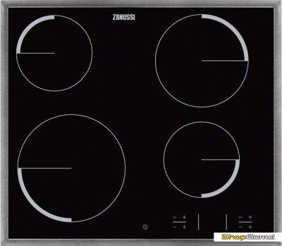 Варочная поверхность Zanussi ZEV6340XBA