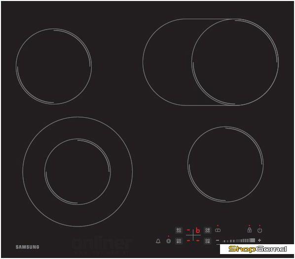 Варочная поверхность Samsung CTR164N026