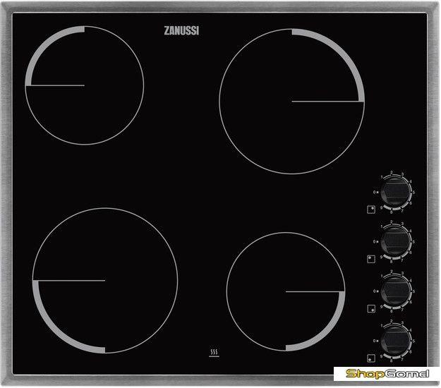 Варочная поверхность Zanussi ZEV6140XBA