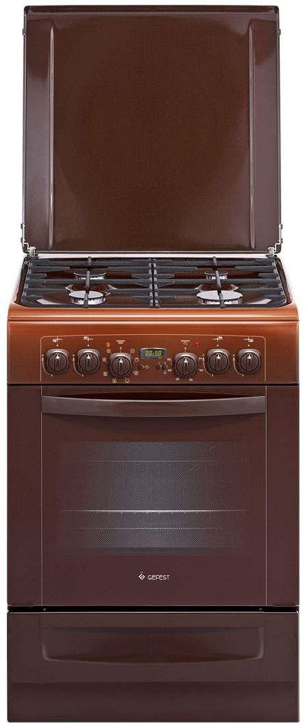 Газоэлектрическая плита Gefest 6102-03 0001 (6102-03 К)