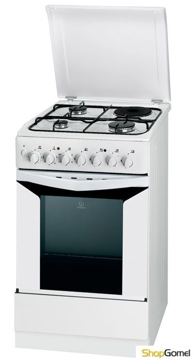 Кухонная плита Indesit K3G21(W)/R