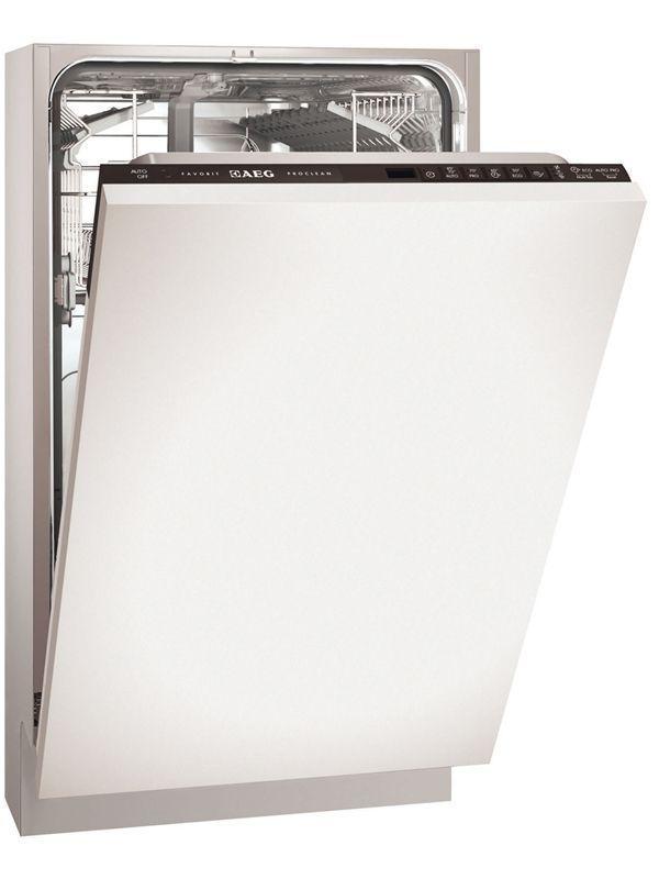 Посудомоечная машина AEG F55402VIOP