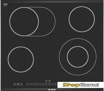 Стеклокерамическая варочная панель Bosch PKN675N14D