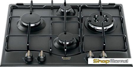 Варочная поверхность газовая Hotpoint-Ariston PC 640T (AN) R/HA