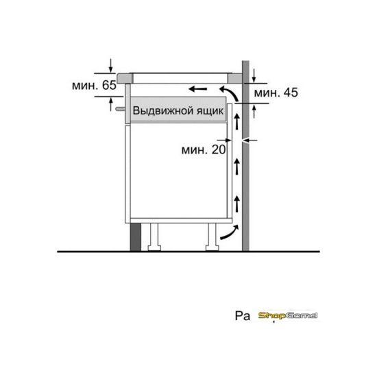 Варочная поверхность Bosch PIN675N27E