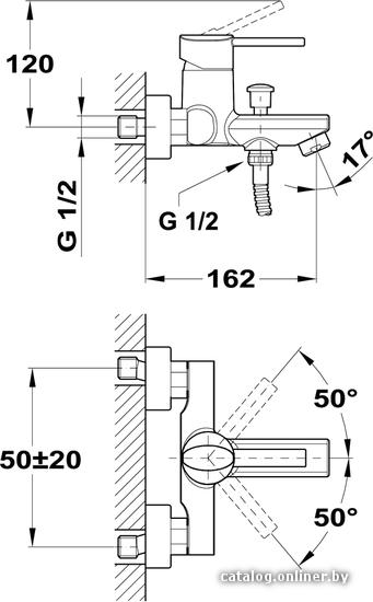 Смеситель TEKA Ares (23.121.02.00)