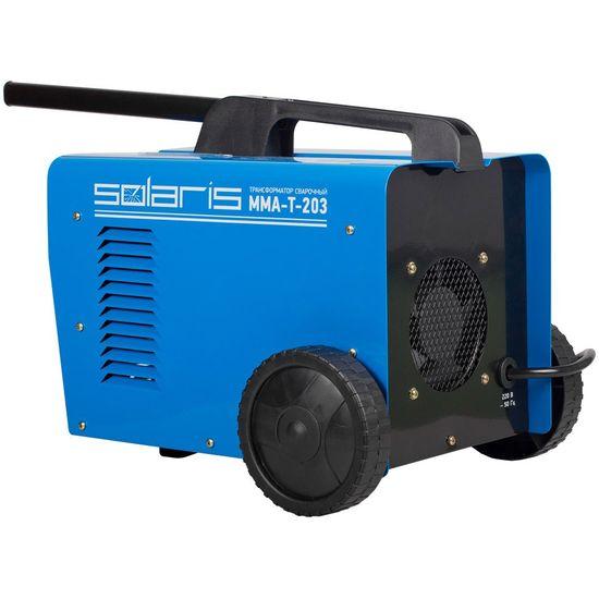 Трансформатор сварочный Solaris MMA-T-203