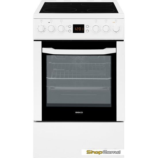 Кухонная плита Beko CSE 57300 GW