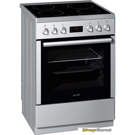 Кухонная плита Gorenje EI67422AX