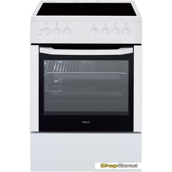 Кухонная плита Beko CSE 67100 GW
