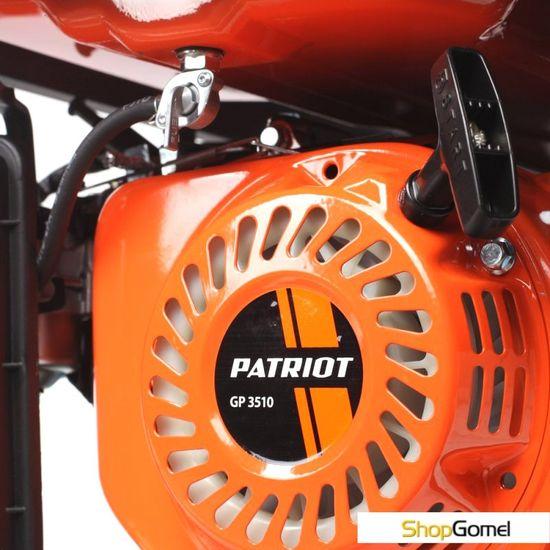 Бензиновый генератор Patriot GP 3510