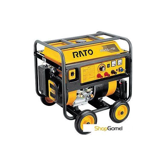 Бензиновый генератор Rato RTAXQ-190-2