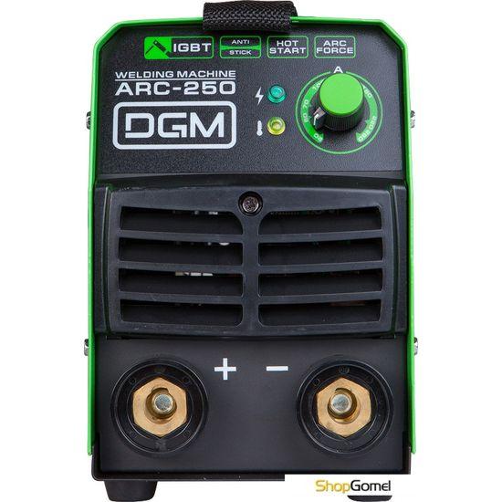 Сварочный инвертор DGM ARC-250
