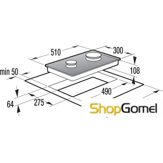 Варочная поверхность Gorenje GC341INI