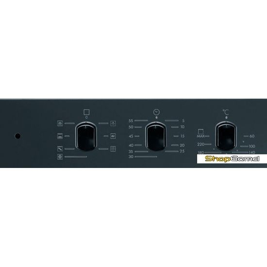 Духовой шкаф Hotpoint-Ariston FD 61.1 (MR) /HA S