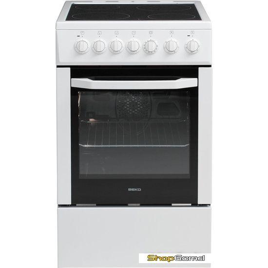 Кухонная плита Beko CSE 57100 GW