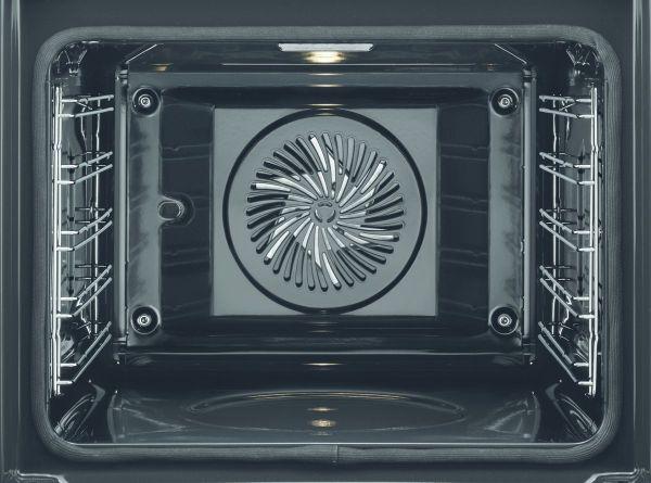 Духовой шкаф AEG BE3003001M внутри