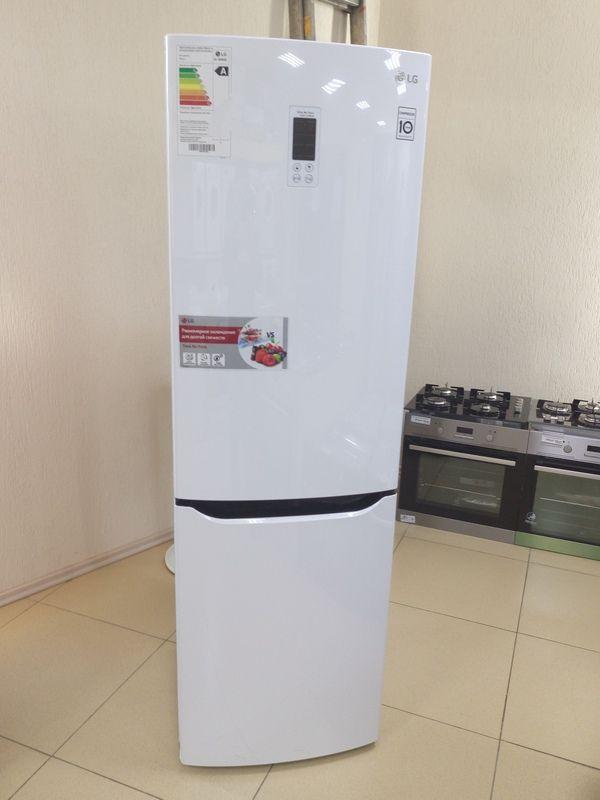 Уценка: Холодильник LG GA-B409SVQA