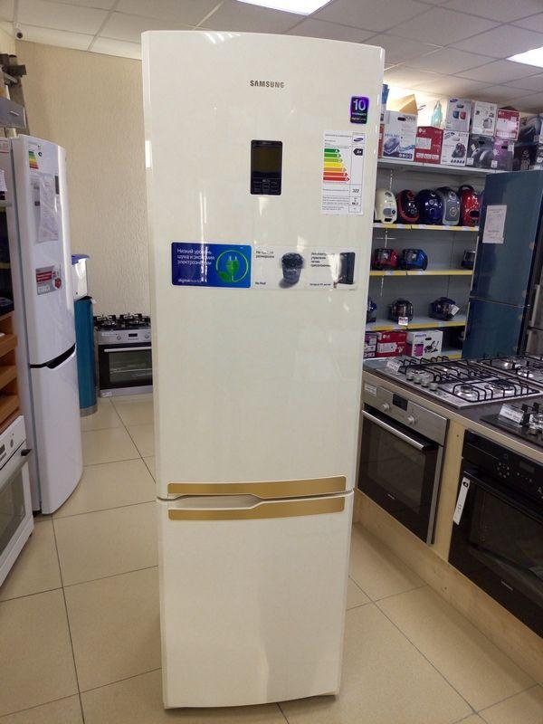 Уценка: Холодильник Samsung RL55TEBVB