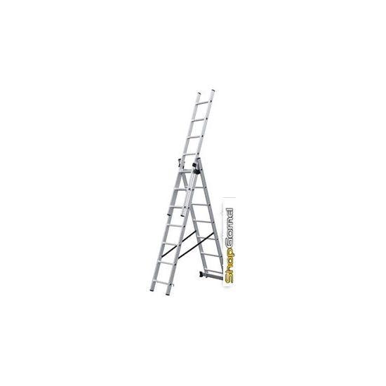 Трехсекционная лестница-трансформер Startul ST9711-09