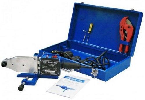 Сварочный аппарат для полимерных труб Solaris PW-1500, 1500Вт