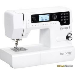 Швейная машина Bernina Bernette Chicago 5