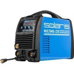 Сварочный инвертор Solaris MULTIMIG-228