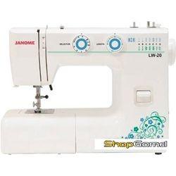 Швейная машина Janome LW 20