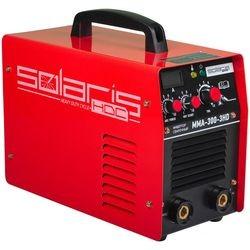 Инвертор сварочный Solaris MMA-300-3HD + AK