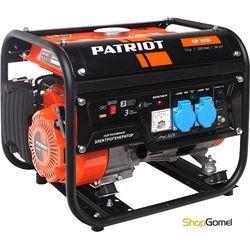 Бензиновый генератор Patriot GP 1510