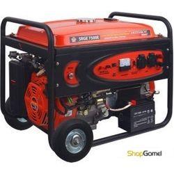 Бензиновый генератор Zigzag SRGE7500D