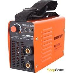 Сварочный инвертор Patriot Smart 200 MMA