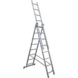 Трехсекционная лестница-стремянка TARKO Skala 1308