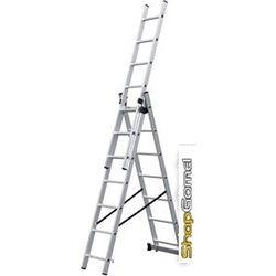 Трехсекционная лестница-трансформер Startul ST9711-07