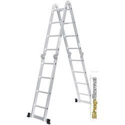 Четырехсекционная лестница-трансформер Startul ST9712-04